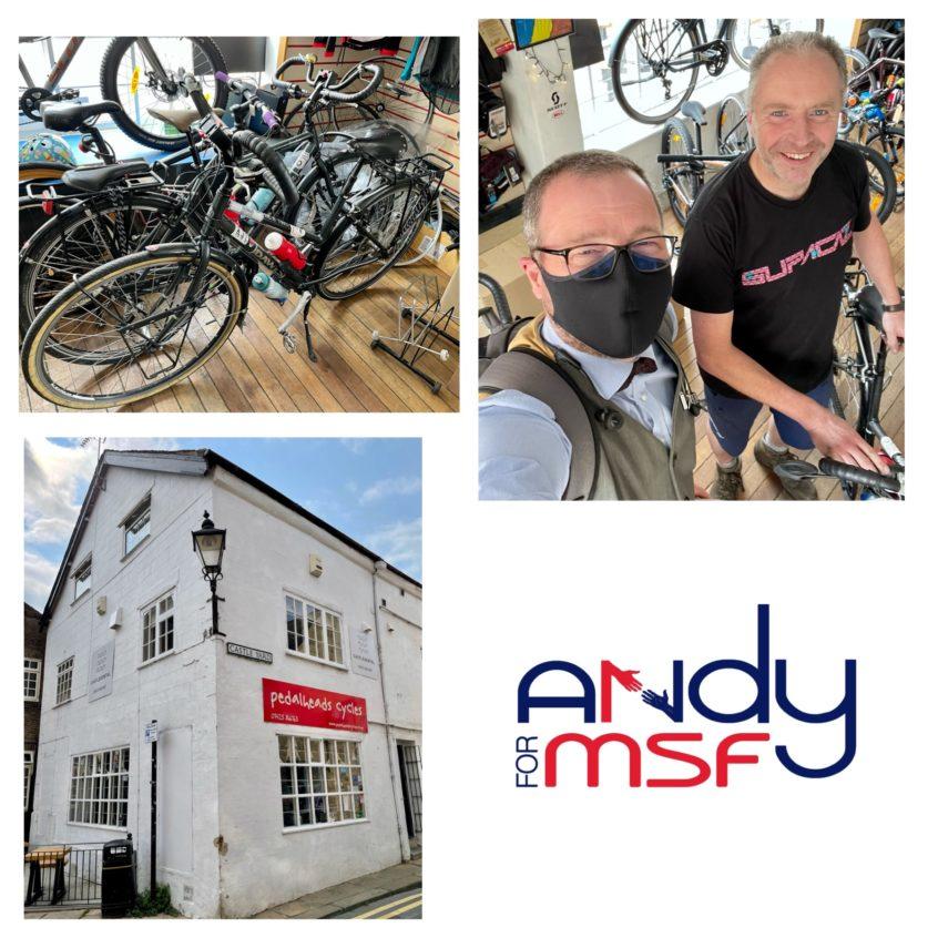 Pedalheads Cycle Shop Knaresbrough